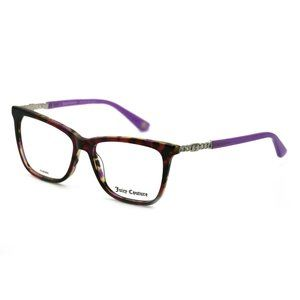 Juicy Couture Cat-Eye Style Havana/Purple Frame